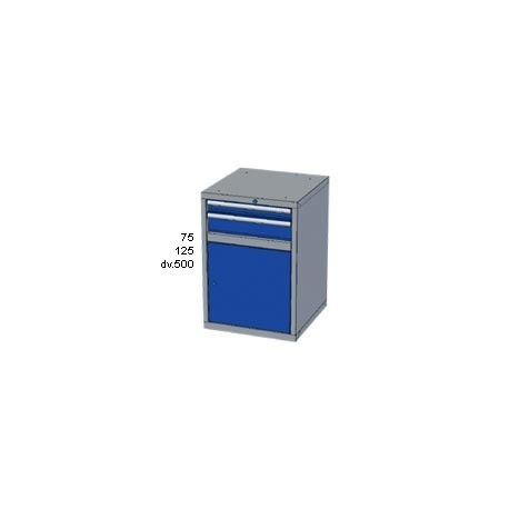 Zásuvková skříň 578x840x600mm