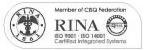 certifikát rina
