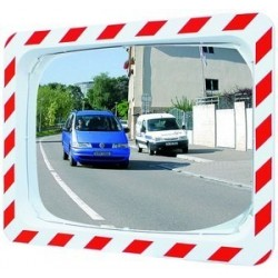 Zrcadlo dopravní 800x600mm