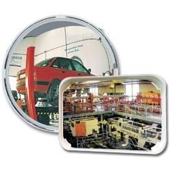 Zrcadlo mnohoúčelové, kontrola 2 směrů, průměr 500mm