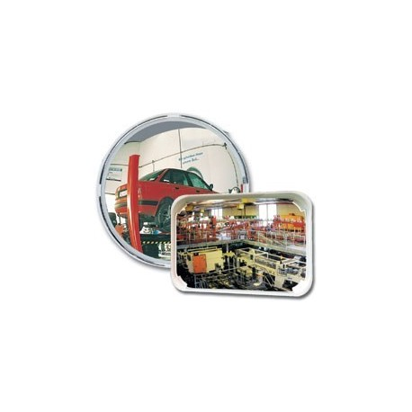 Zrcadlo mnohoúčelové,, kontrola 2 směrů,600x400mm