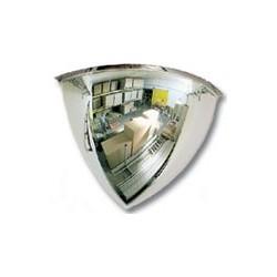 Bezpečnostní zrcadlo-Kontrola 2 směrů, osmina sféry 550mm