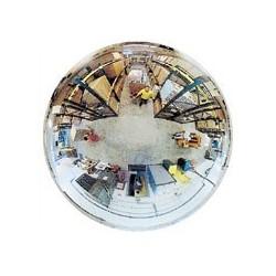 Hemisférická zrcadla pro veřejné prostory-polovina sféry 570mm