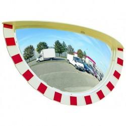 Bezpečnostní zrcadlo-Kontrola 3 směrů,900x450mm