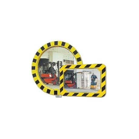 Bezpečnostní zrcadlo-Kontrola 2 směrů 800x600mm
