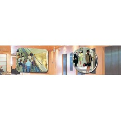 Velkoplošná zrcadla pro dohled, průměr 800mm