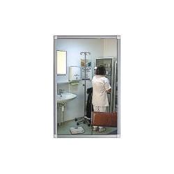 Protistřepinový- plochá zrcadla 400x600mm