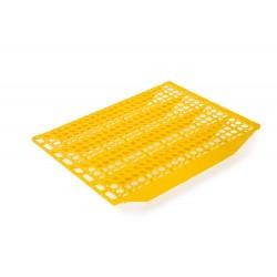 Panel plastový 150 x 400 žlutý