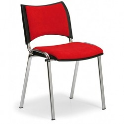 Konfereční čalouněná židle Smart