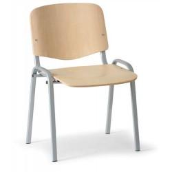 Konferenční dřevěná židle ISO