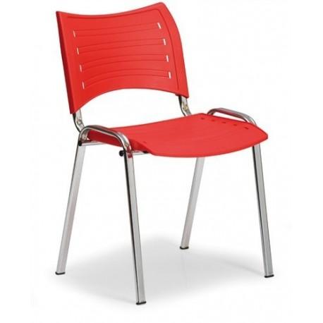 Konferenční plastová židle Smart CH