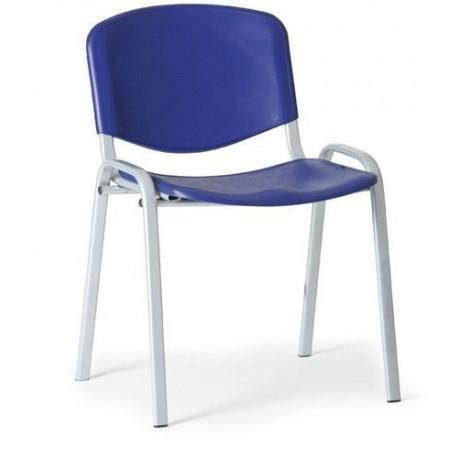 Konferenční plastová židle ISO Š