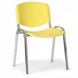 Konferenční plastová židle ISO CH