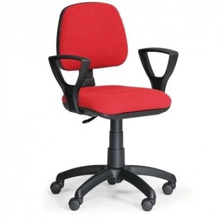 Kancelářská židle Milano s područkami 1