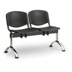 Plastová lavice ISO 2 CH