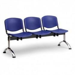 Plastová lavice ISO 3 CH