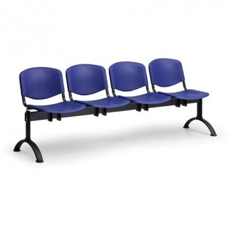 Plastová lavice ISO 4