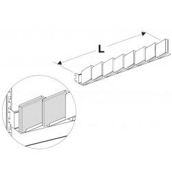 Závěs CD 625mm (5 kapes)