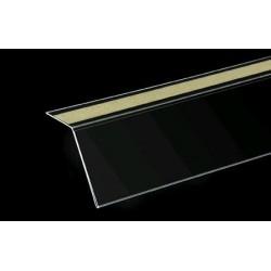 Cenovková samolepicí lišta v.30 X 1000 mm LESK