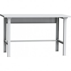 Montážní stůl - základní rám s deskou - 1500mm