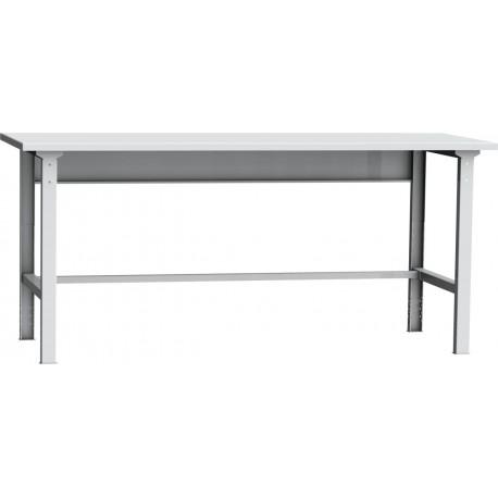 Montážní stůl - základní rám s deskou 2000 mm