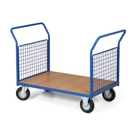 Plošinový vozík 1000 x 700 mm, nosnost 200 kg