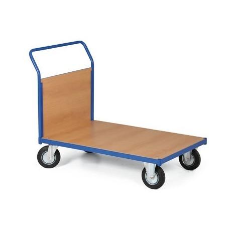 Plošinový vozík 1000 x 700 mm, nosnost 300 kg