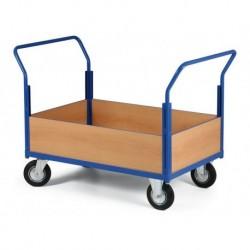Stavebnicové plošinové vozíky -  1000 x 700 mm