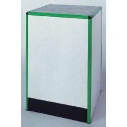 Pult prodejní s plnou deskou š.600 mm