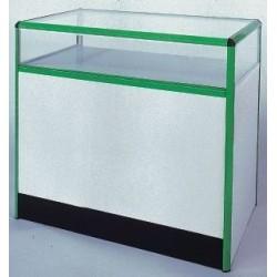 Pult prodejní prosklený š.1000mm