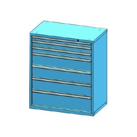 Zásuvková skříň 578x1215x600mm