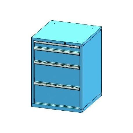 Zásuvková skříň 731x990x753mm