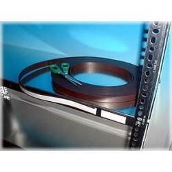 Magnetická etiketa 40 mm, metráž